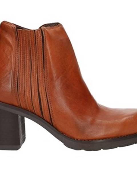 Hnedé topánky Creative