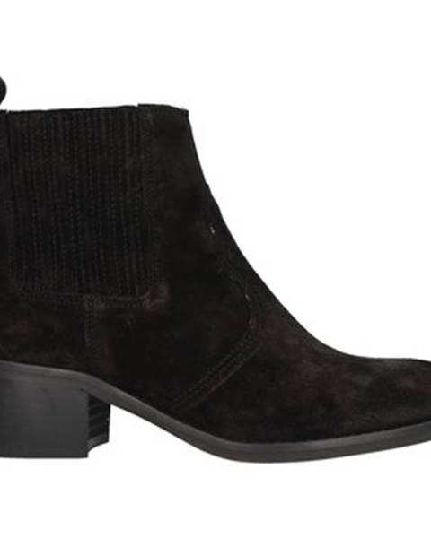 Čierne topánky Dakota Boots