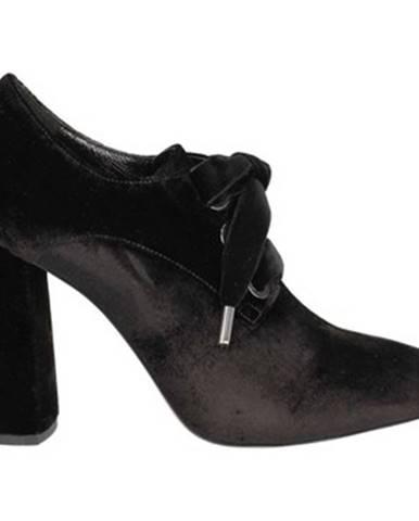 Čierne topánky Alexandra/marta Mari