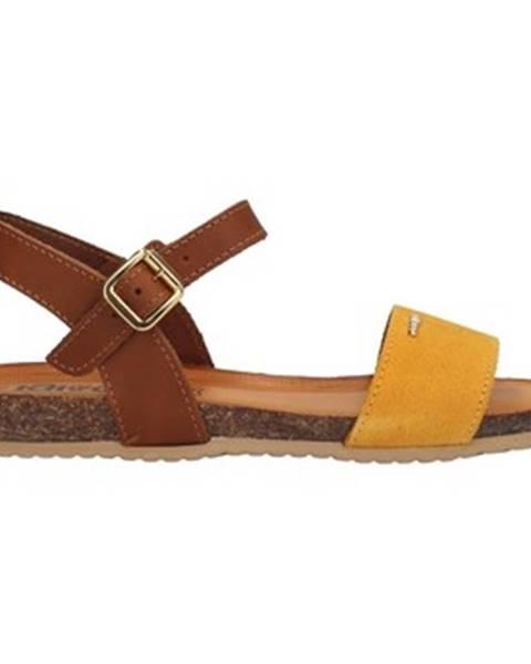 Žlté topánky IGI CO