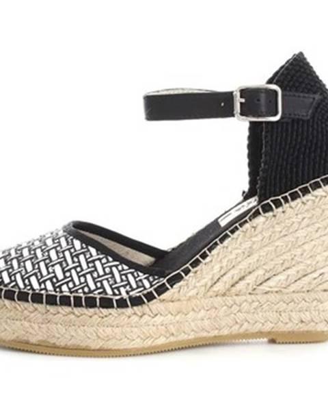 Čierne topánky Vidorreta