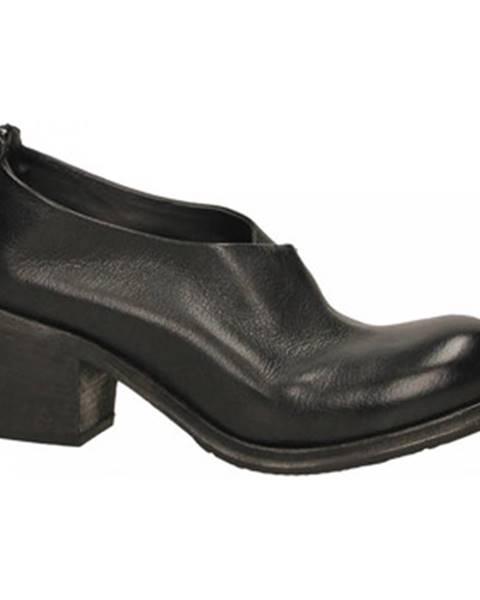 Čierne topánky Ernesto Dolani