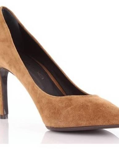 Oranžové topánky Evaluna