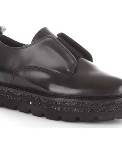 Čierne topánky Femme Plus