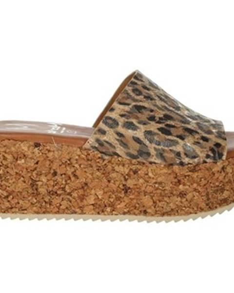Viacfarebné topánky Marila'