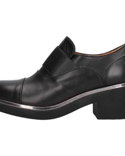 Čierne topánky Mot-Cle'