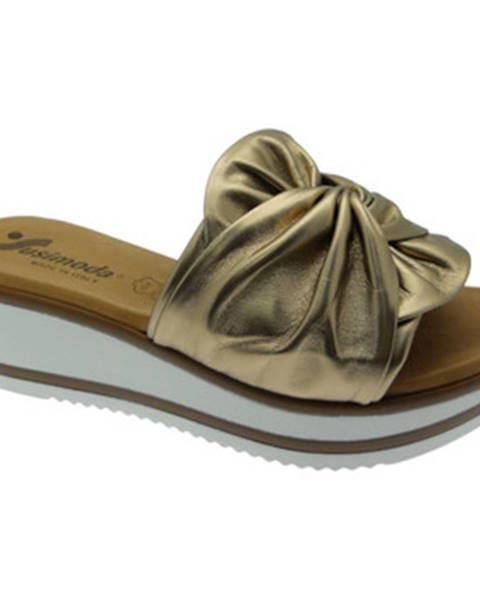 Hnedé topánky Susimoda