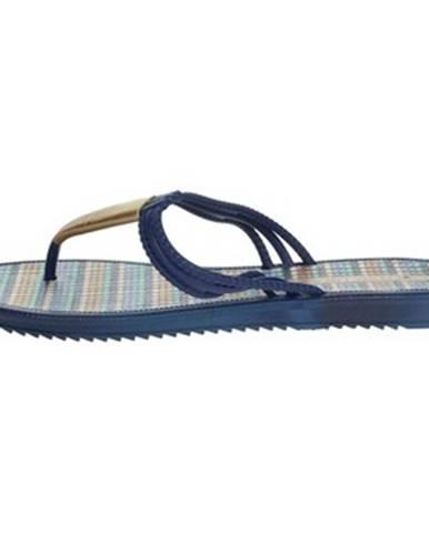 Modré topánky Grendha