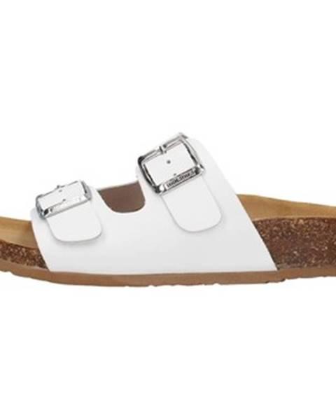 Biele topánky Bionatura