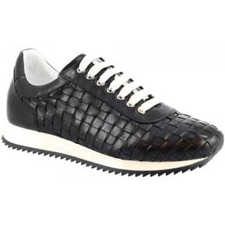 Nízke tenisky Leonardo Shoes  9487E20 SIERRA AV BLU