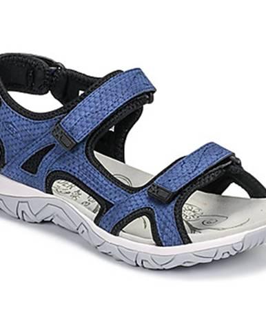 Modré športové sandále Allrounder by Mephisto