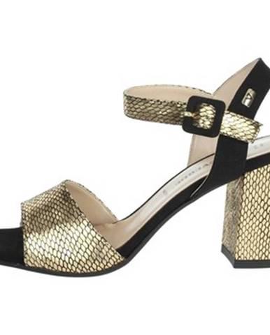 Viacfarebné topánky Valleverde