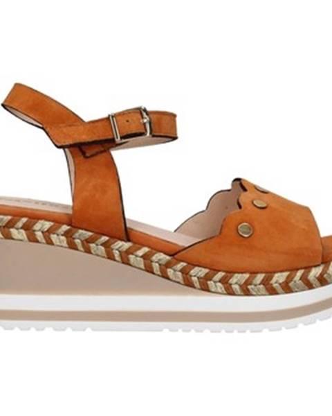 Béžové topánky Melluso
