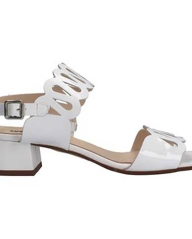 Biele topánky Melluso
