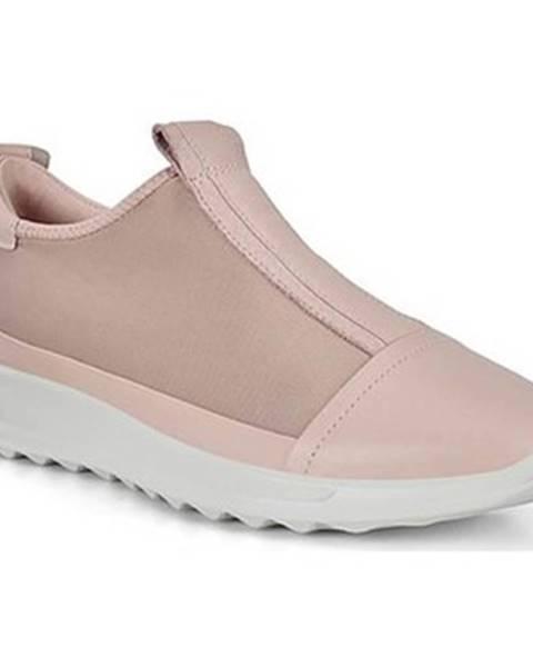 Ružové topánky Ecco