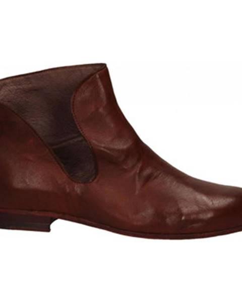 Hnedé topánky J.p. David