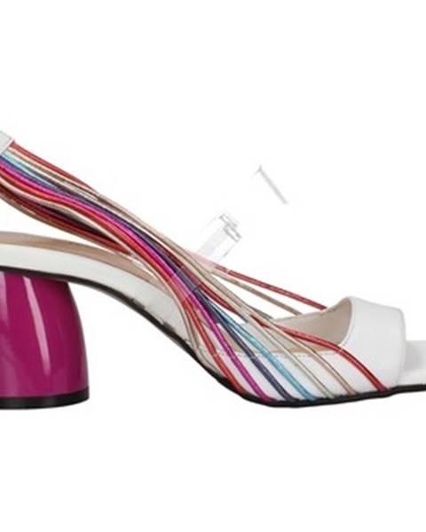 Biele topánky Apepazza