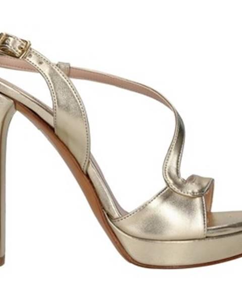 Zlaté topánky L'amour