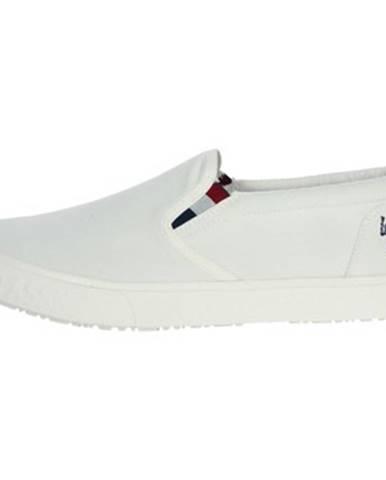 Biele espadrilky U.S Polo Assn.