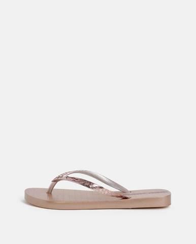 Zlatoružové papuče Ipanema