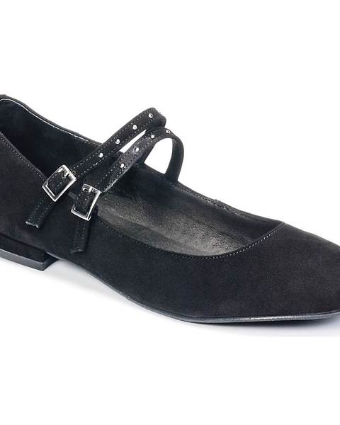 Čierne balerínky Betty London