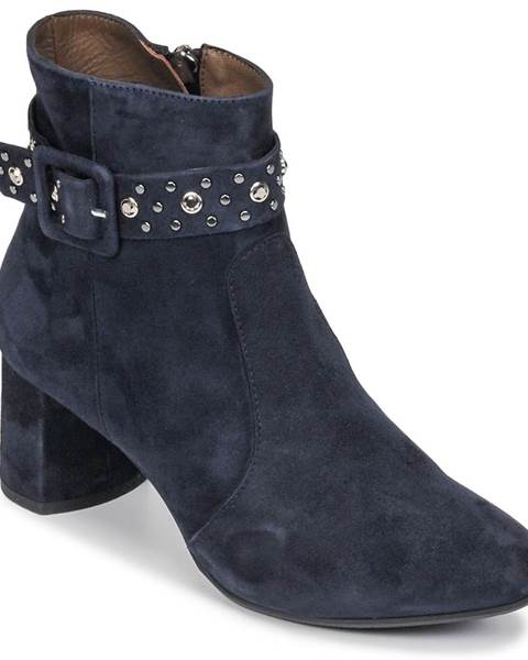 Modré topánky Perlato