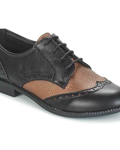 Viacfarebné topánky Moony Mood