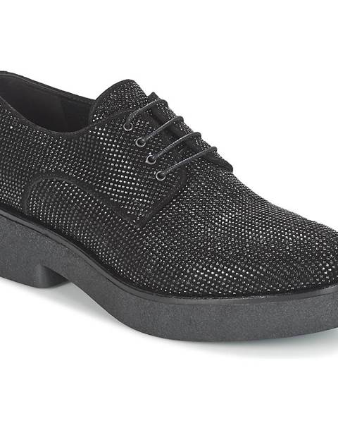 Čierne topánky Now