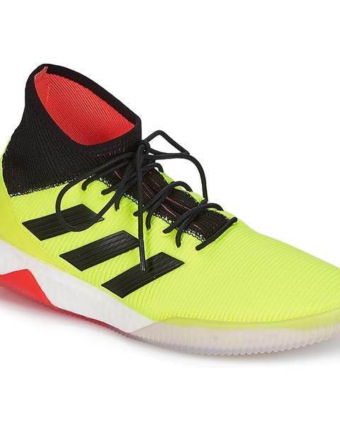 Žlté topánky adidas