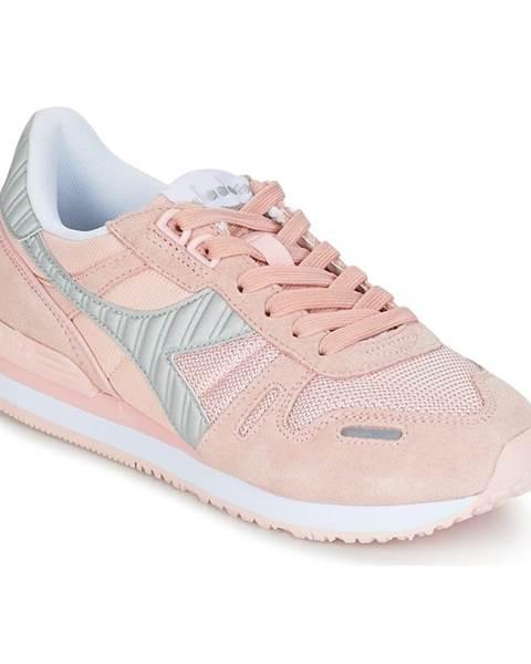 Ružové tenisky Diadora