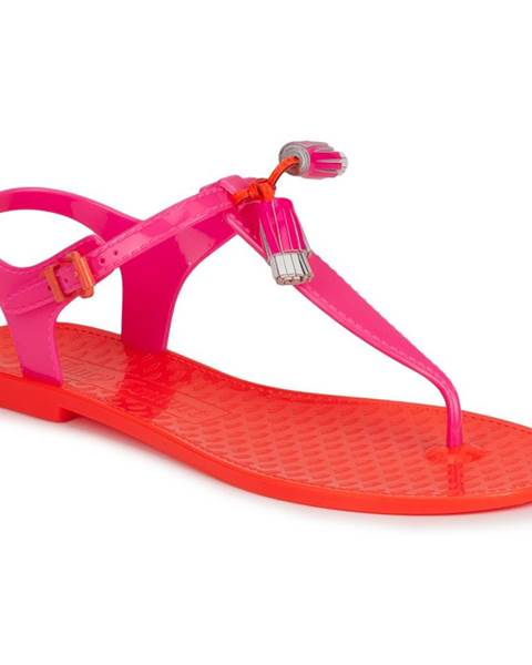 Ružové sandále Juicy Couture