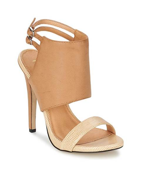 Béžové sandále Ravel