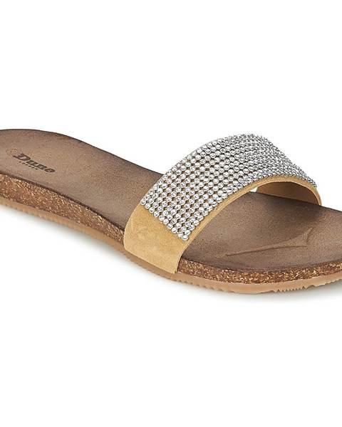 Béžové topánky Dune