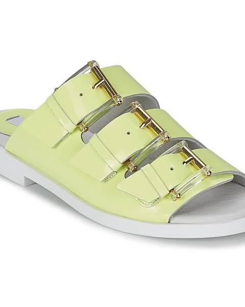 Žlté topánky Miista