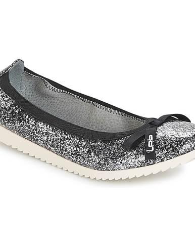 Čierne balerínky LPB Shoes