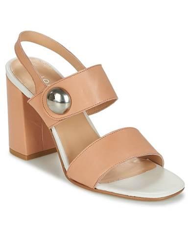Béžové sandále Jonak