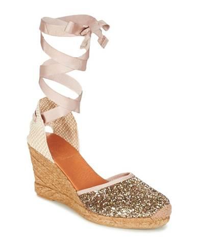 Zlaté sandále KG by Kurt Geiger