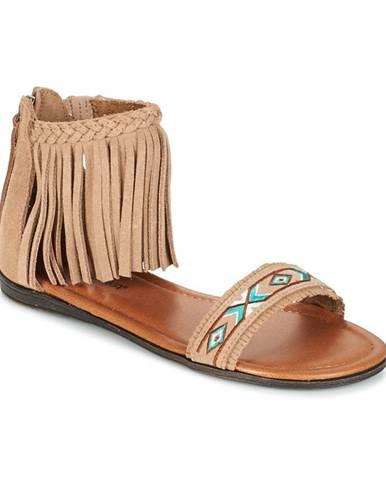 Sandále Minnetonka