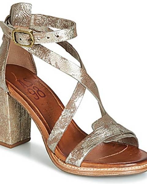 Strieborné sandále Airstep / A.S.98