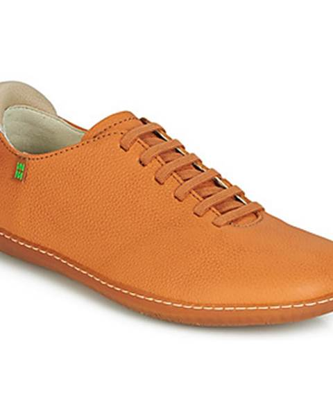 Oranžové tenisky El Naturalista