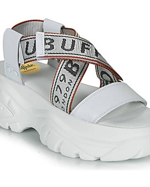 Biele sandále Buffalo
