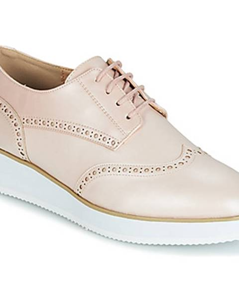 Ružové topánky Moony Mood