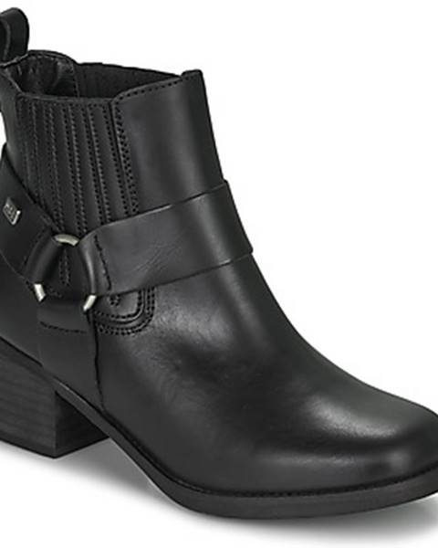 Čierne topánky Musse   Cloud