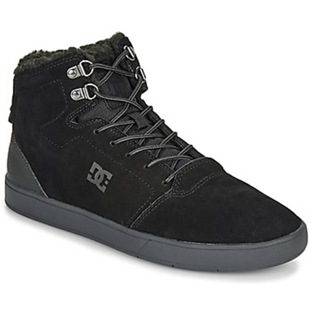 DC Shoes Členkové tenisky DC Shoes  CRISIS HIGH WNT