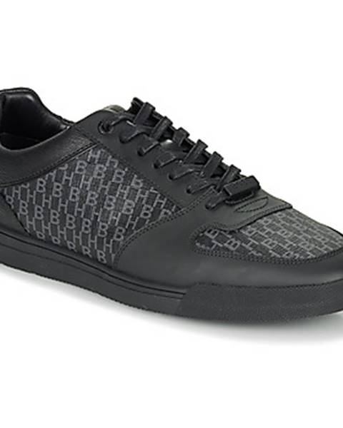 Čierne tenisky BOSS