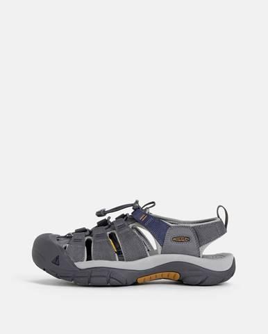 Sivé sandále Keen