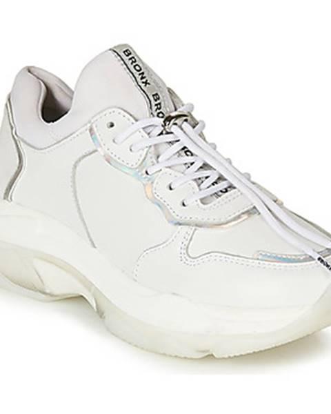 Biele tenisky Bronx