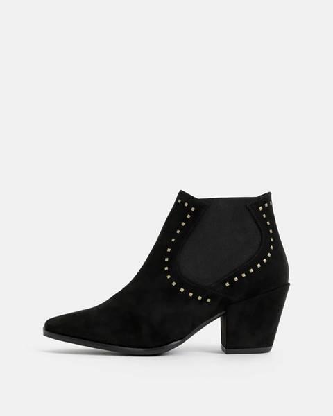 Čierne topánky OJJU