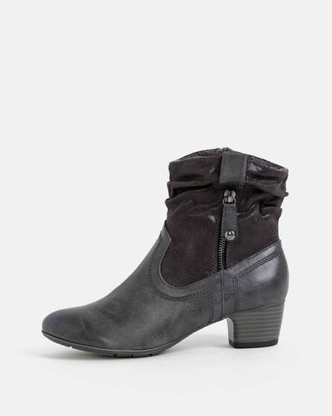 Sivé topánky S.Oliver