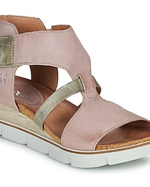 Ružové sandále Dream in Green